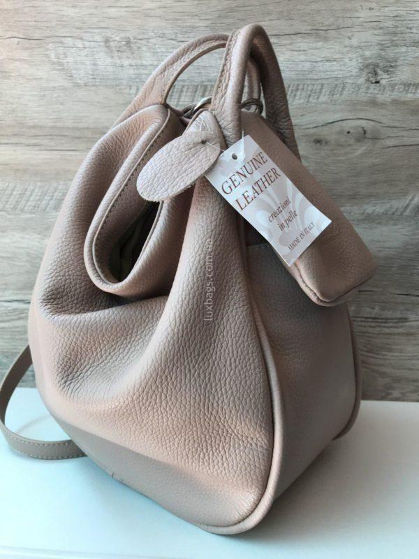 рюкзак из натуральной кожи 2