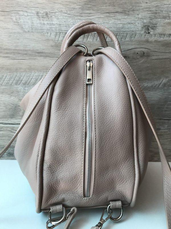 рюкзак из натуральной кожи 4