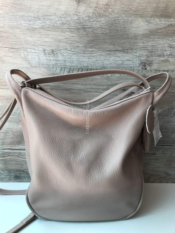 рюкзак из натуральной кожи 5