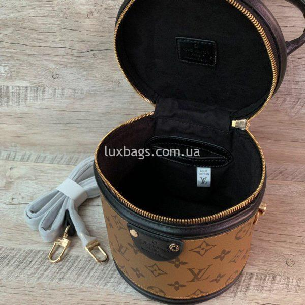 сумка цилиндрической формы Louis Vuitton вид 1