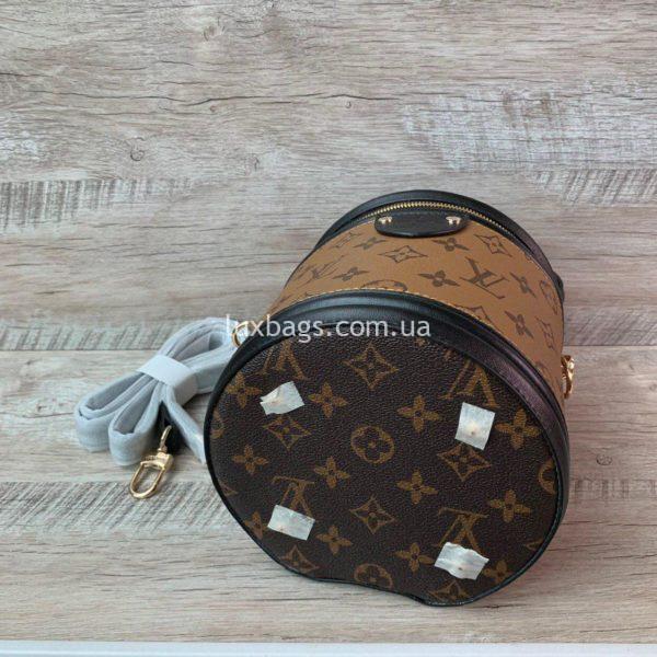 сумка цилиндрической формы Louis Vuitton вид 3