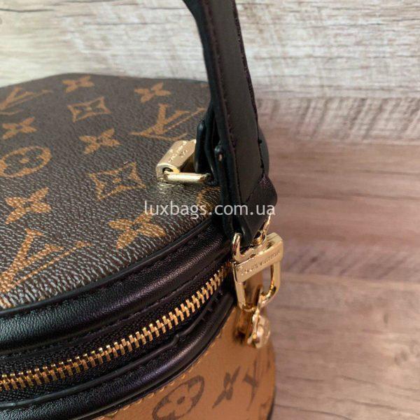 сумка цилиндрической формы Louis Vuitton вид 2