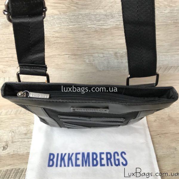 Мужская стильная сумка Bikkembergs фото 4