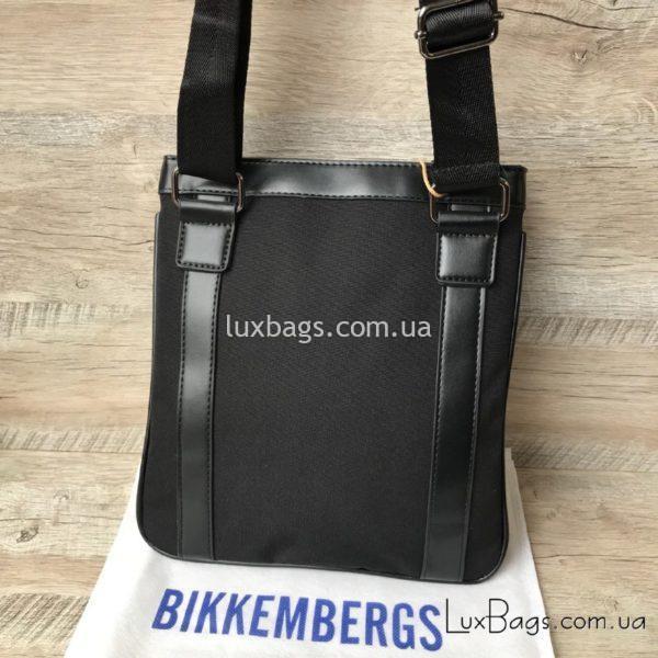 Мужская стильная сумка Bikkembergs фото 3