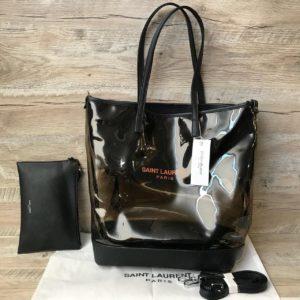 брендовая пляжная сумка