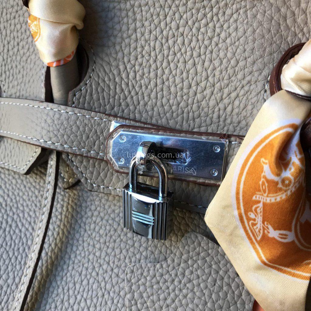 Женская кожаная сумка Hermès Birkin 2