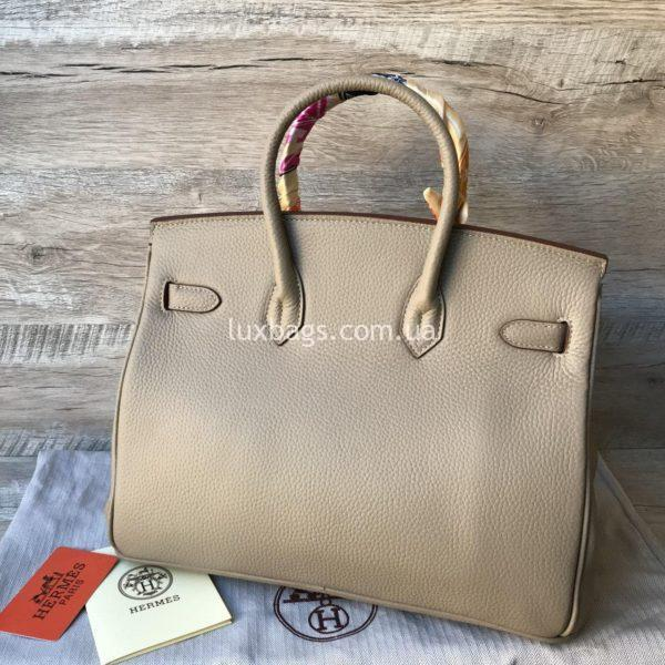 Женская кожаная сумка Hermès Birkin 3