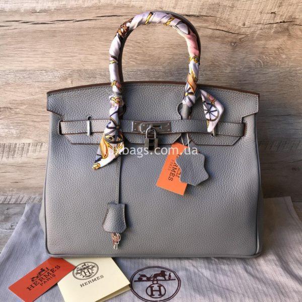 Женская кожаная сумка Hermès Birkin 4