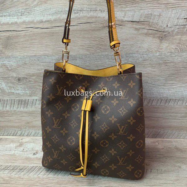 сумка-мешок Louis Vuitton вид 9