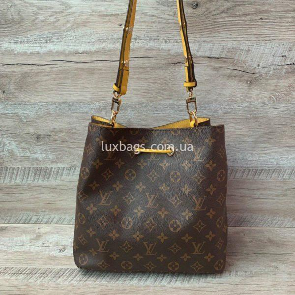 сумка-мешок Louis Vuitton вид 7