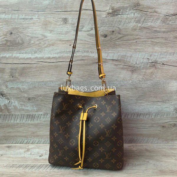 сумка-мешок Louis Vuitton вид 4