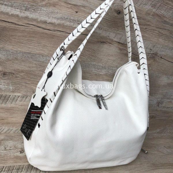 кожаная сумка polina eiterou 3