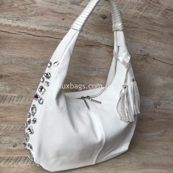 сумка женская кожаная polina eiterou 3