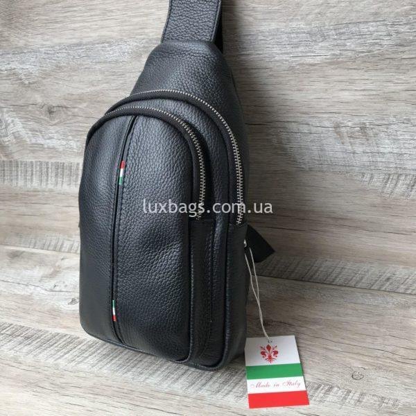 мужская сумка слинг 7