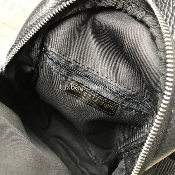 мужская сумка слинг 5