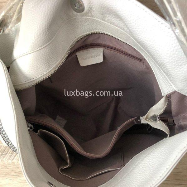 большая белая сумка 5