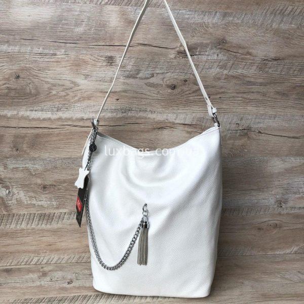 большая белая сумка 6