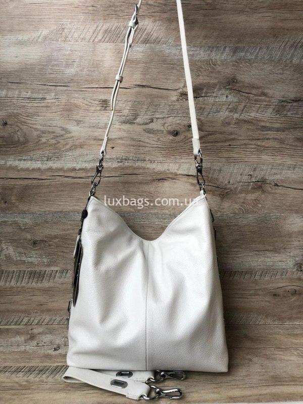 белая сумка 2