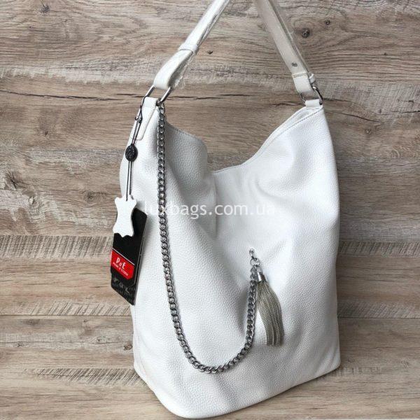 большая белая сумка 2