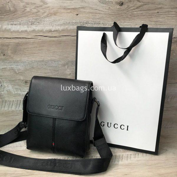сумка Gucci через плечо вид 1
