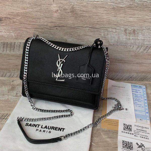 сумочка на цепочке Yves saint Laurent