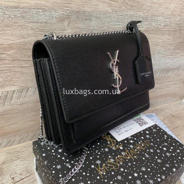 сумочка на цепочке Yves saint Laurent 2