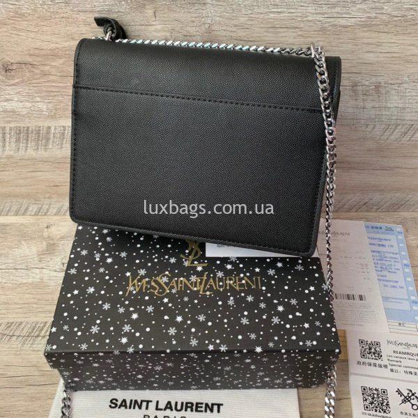 сумочка на цепочке Yves saint Laurent 5