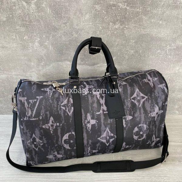 Стильная дорожная сумка на молнии Луи Виттон 5.