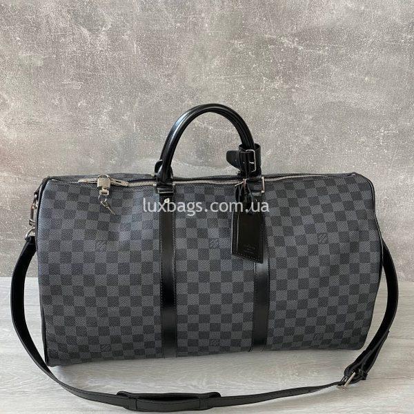 Дорожная стильная сумка Louis Vuitton.