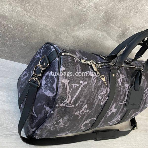 Стильная дорожная сумка на молнии Луи Виттон 4.