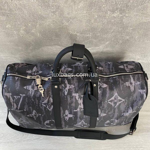 Стильная дорожная сумка на молнии Луи Виттон 3.